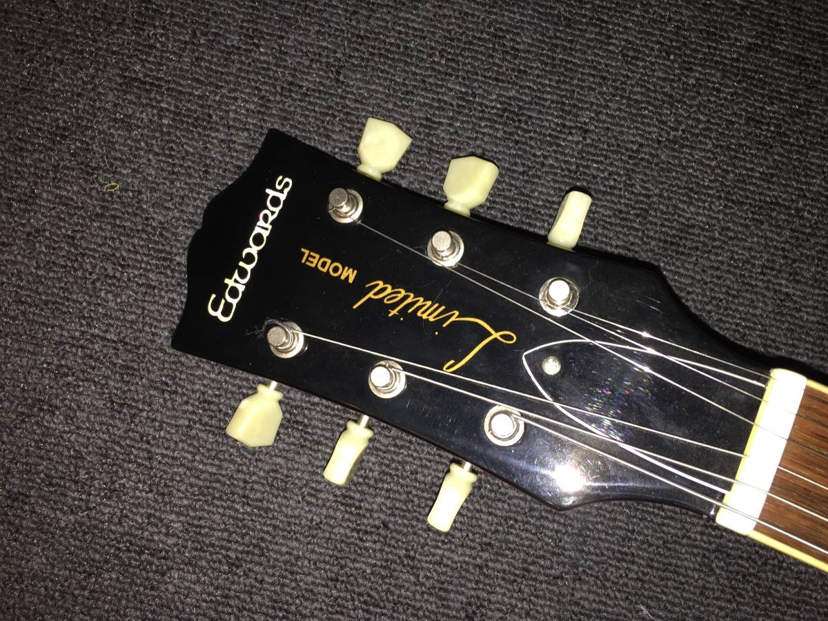 かなり綺麗です!EDWARDS ELP-90SD VHB No.050918 MADE IN JAPAN_画像3