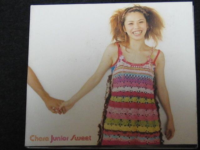 K19 Chara Junior weet [CD]_画像1