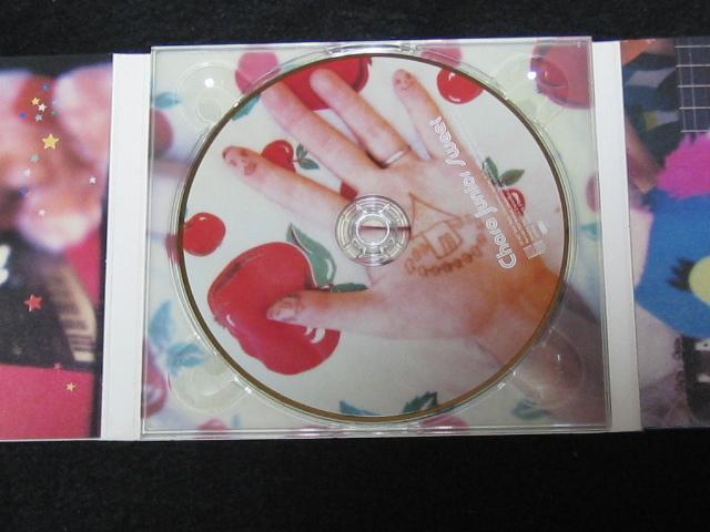 K19 Chara Junior weet [CD]_画像3