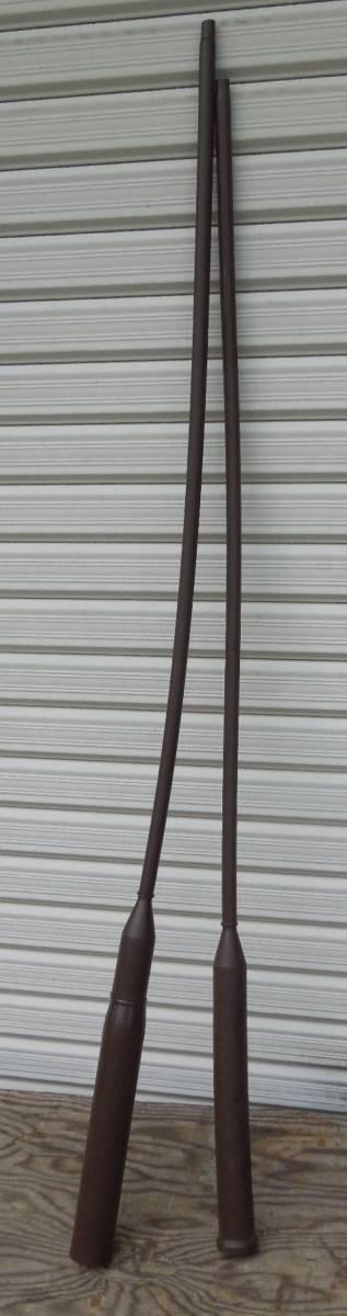 米軍車両用アンテナマスト MS-116/117/118用スリーブのみ 小 未使用品 _画像3