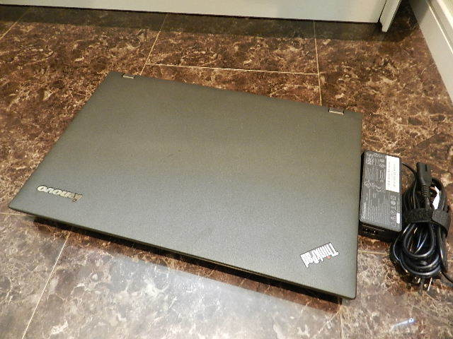 lenovo ThinkPad L540 Win7 i5-4210M 2.60GHz E87BAW0516_画像6