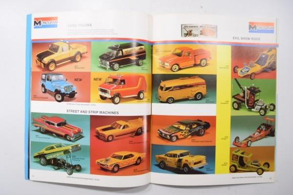 当時物 プラモデル マッチボックス コーギートイズ ミニカー カタログ 日東科学 6冊セット まとめて DAI-222_画像6
