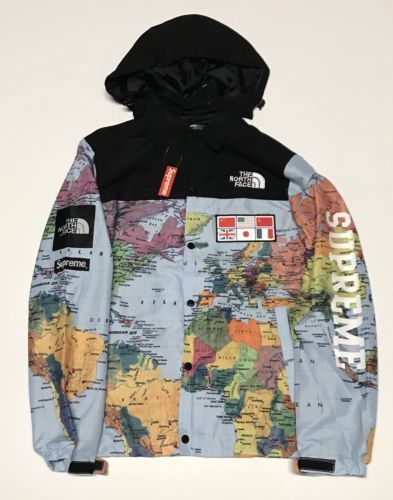 supreme x the north face expedition coaches supreme x the north face expedition coaches jacket world map m gumiabroncs Gallery
