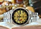 torans77 - 極上品◇ヴィンテージ SEIKO5(セイコー5) ミッキー オートマチック DAY/DATE 腕時計 ゴールド
