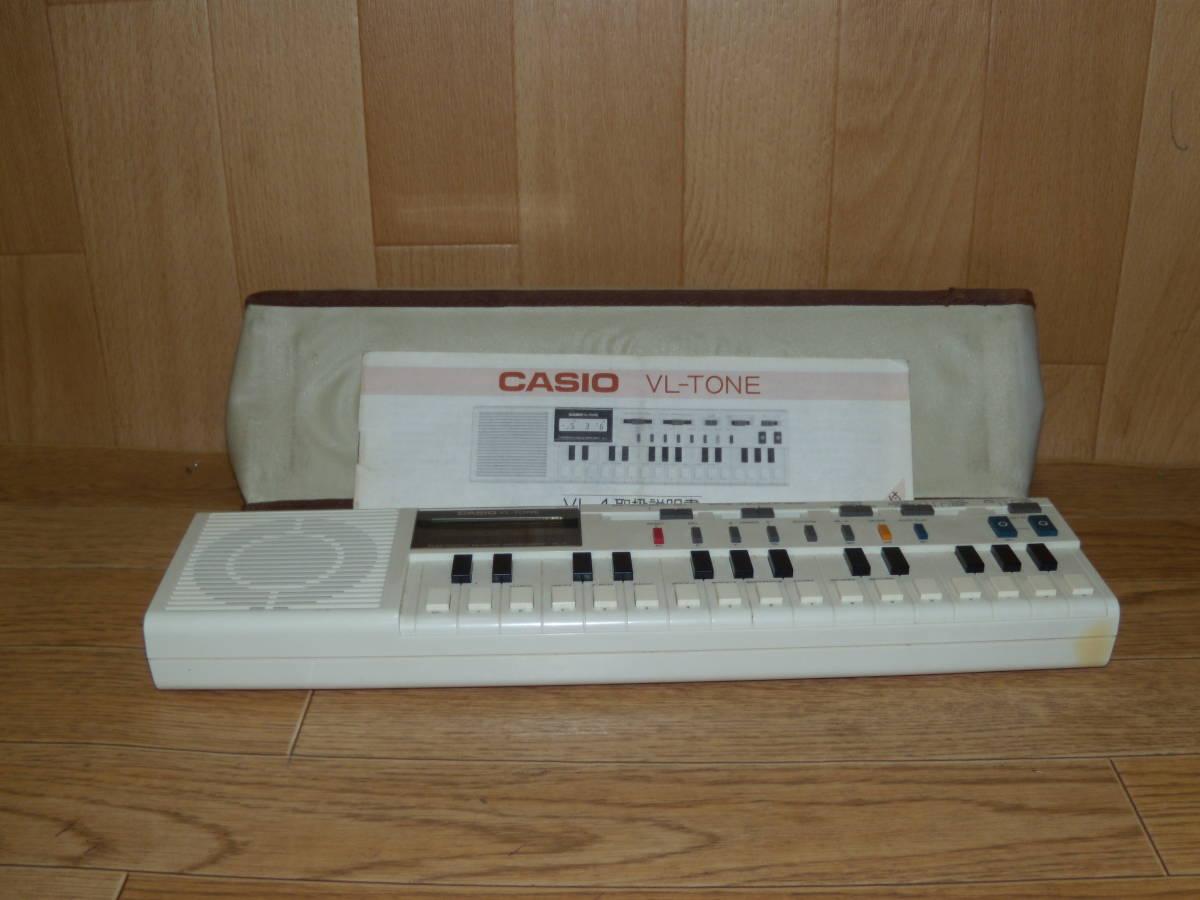 17.- CASIO / カシオ VL-TONE VL-1 電子キーボード