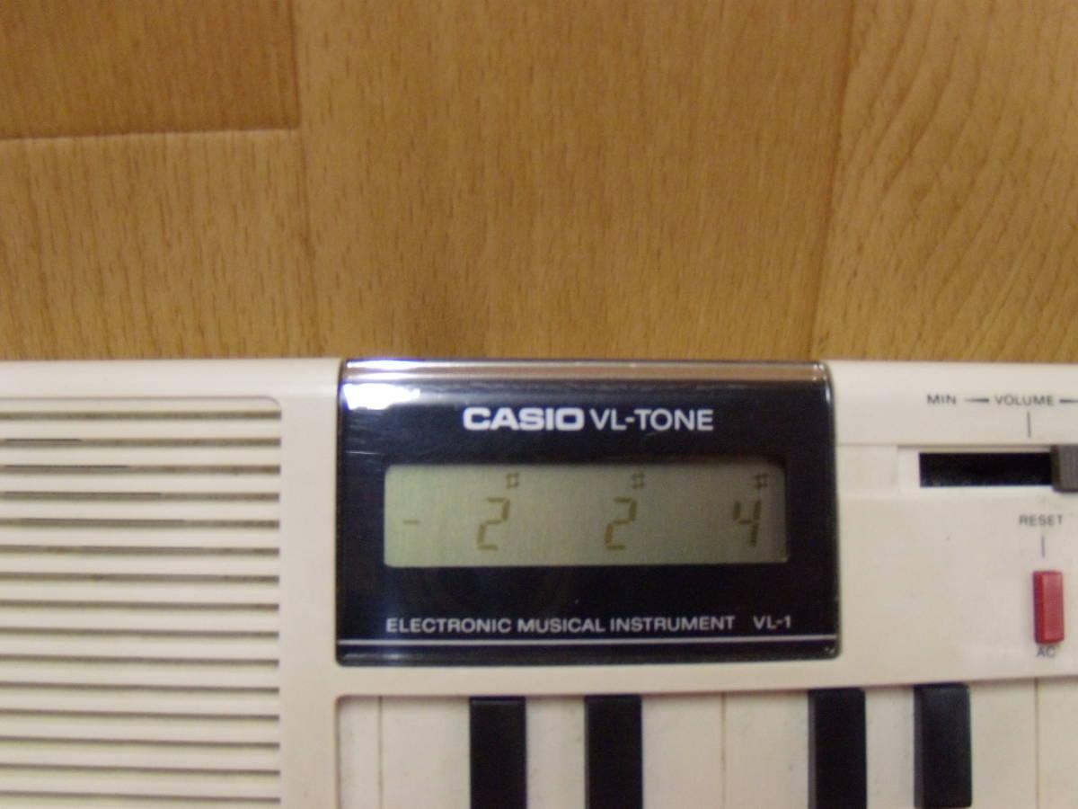 17.- CASIO / カシオ VL-TONE VL-1 電子キーボード _画像6