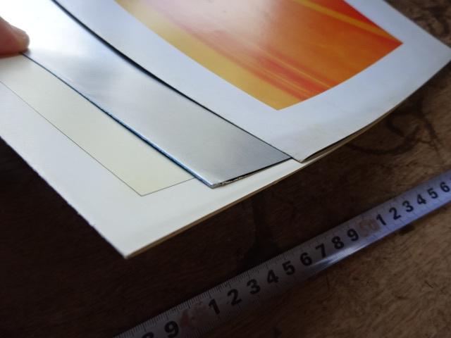 YSC旧車 ホンダ CB750 FOUR カタログ 3冊まとめて パンフレット ドリーム_画像9