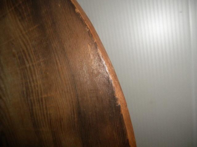 @@ 天然木 木工 彫刻 インテリア 雑貨 飾り物 和風インテリア 昭和時代 レトロ _画像8