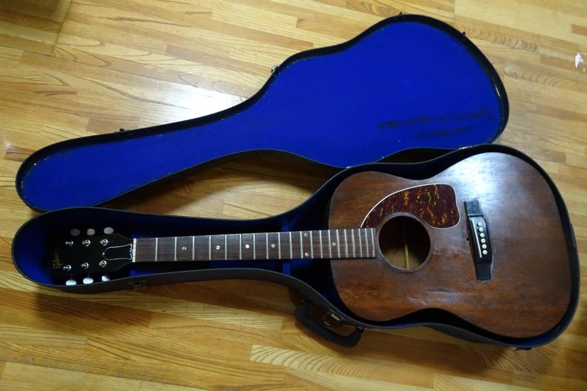 中古ジャンク品 GIBSON LG-0 アコースティックギター 送料無料