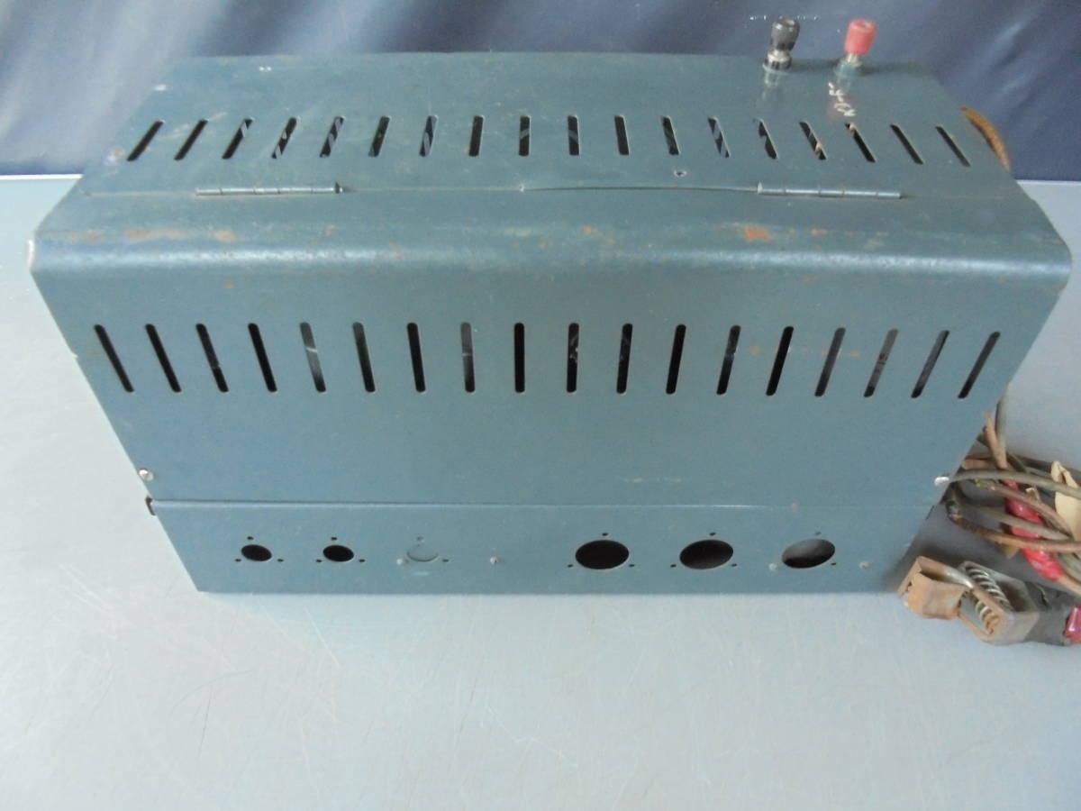 真空管 アンプ OUT-PUT TRANS 日東電気機製作所 NITTO ジャンク (2083)_画像4