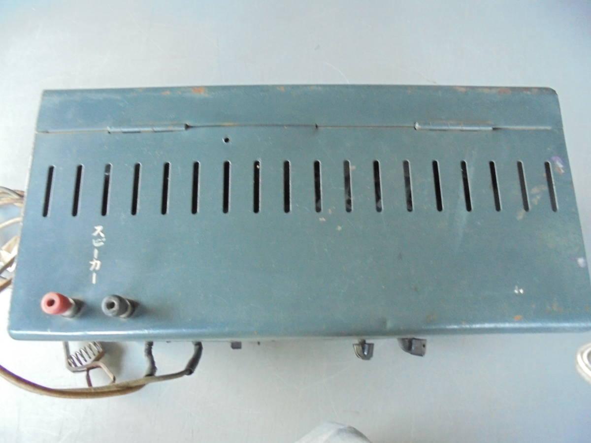 真空管 アンプ OUT-PUT TRANS 日東電気機製作所 NITTO ジャンク (2083)_画像3