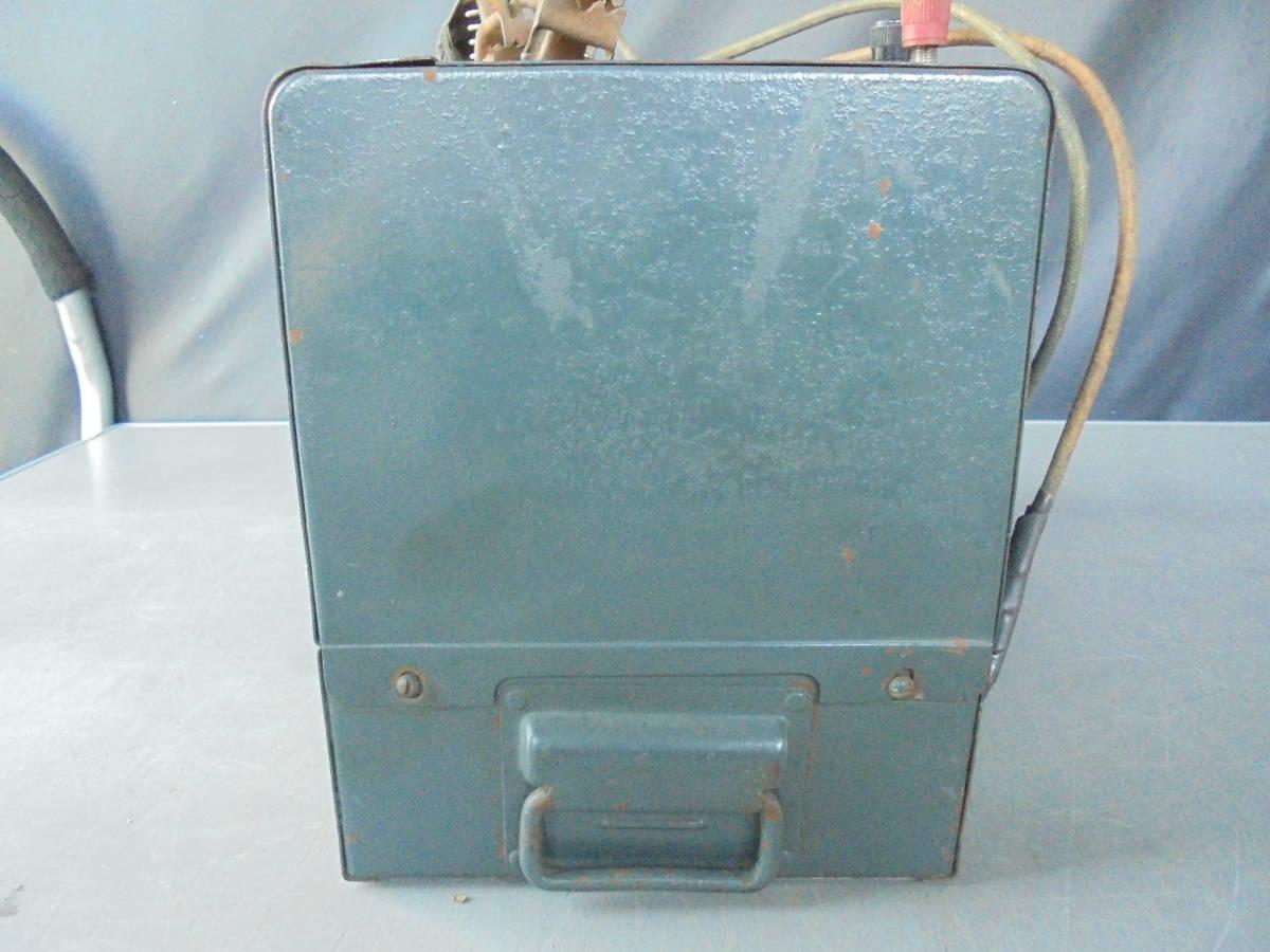 真空管 アンプ OUT-PUT TRANS 日東電気機製作所 NITTO ジャンク (2083)_画像10