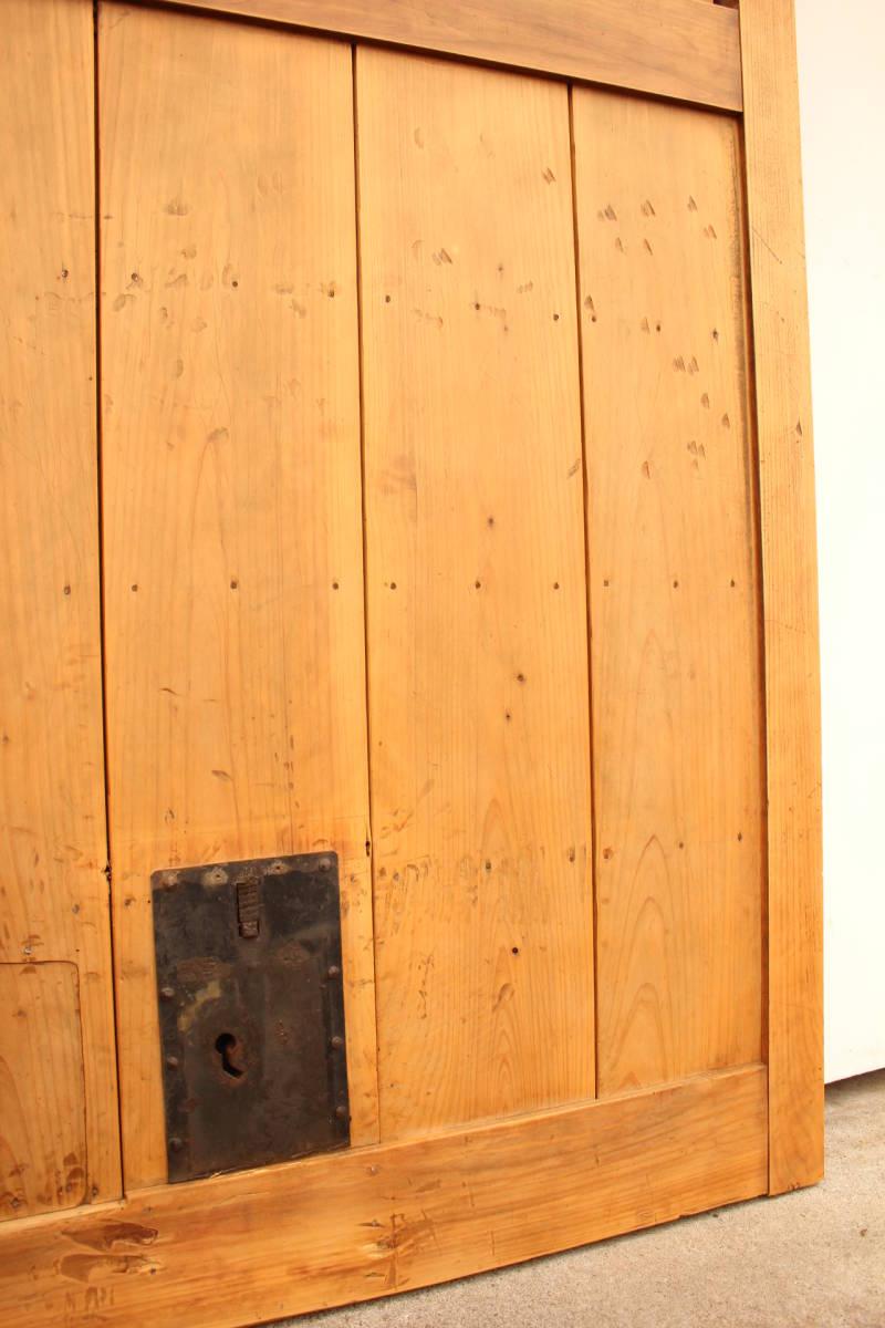 【のびる】升格子蔵戸 W562Y //リフォーム新築古民家建替店舗設計店舗デザインモダン内装骨董古玩_画像10