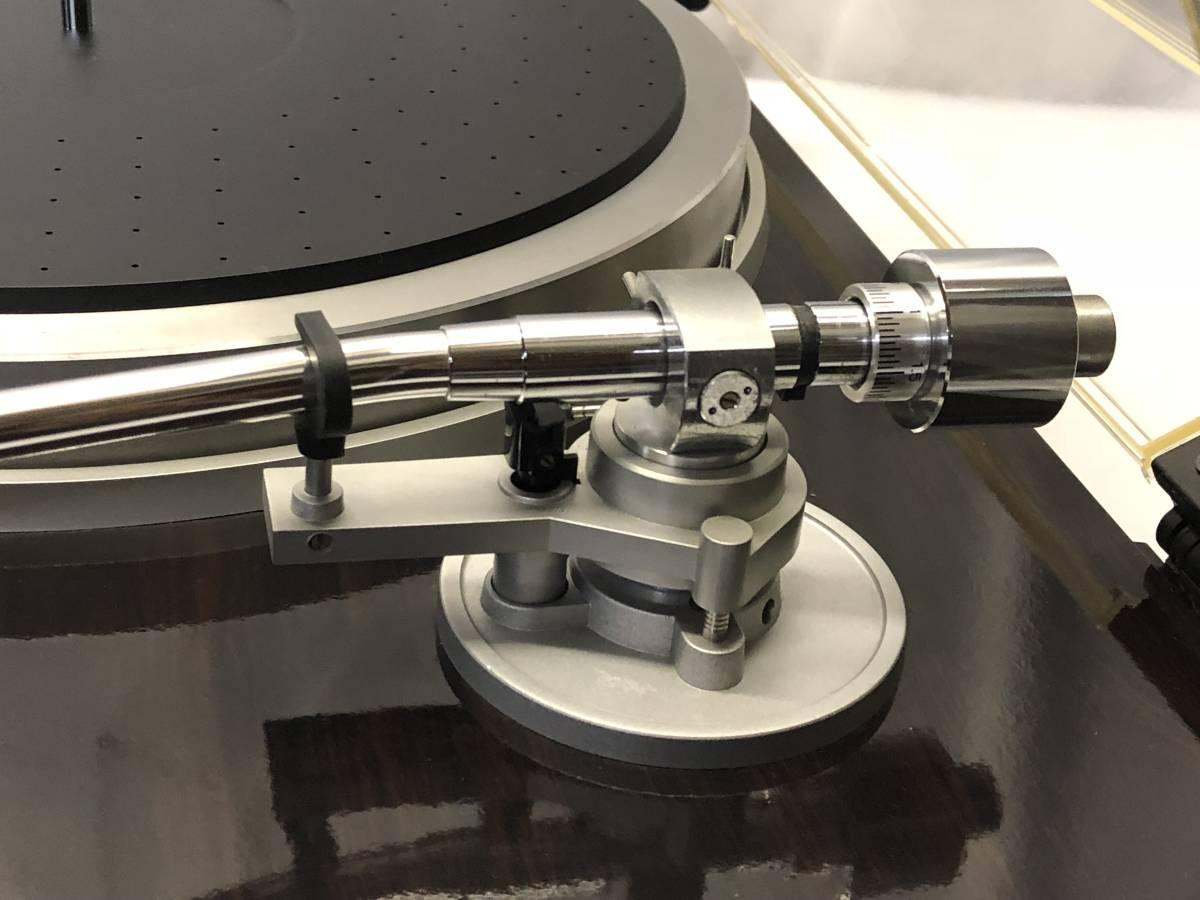 [中古 ターンテーブル カートリッジ付]TRIO KP-700+audio-technica ATN-120a_画像6