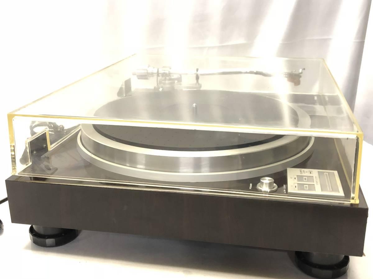 [中古 ターンテーブル カートリッジ付]TRIO KP-700+audio-technica ATN-120a_画像8