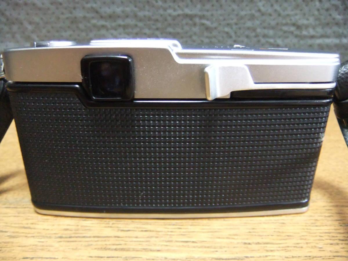 【外装極美】★OLYMPUS PEN-FT/F.Zuiko Auto-S 38mm F1.8(箱・ケース付き)★_画像9
