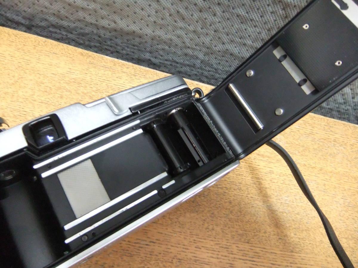 【外装極美】★OLYMPUS PEN-FT/F.Zuiko Auto-S 38mm F1.8(箱・ケース付き)★_画像10