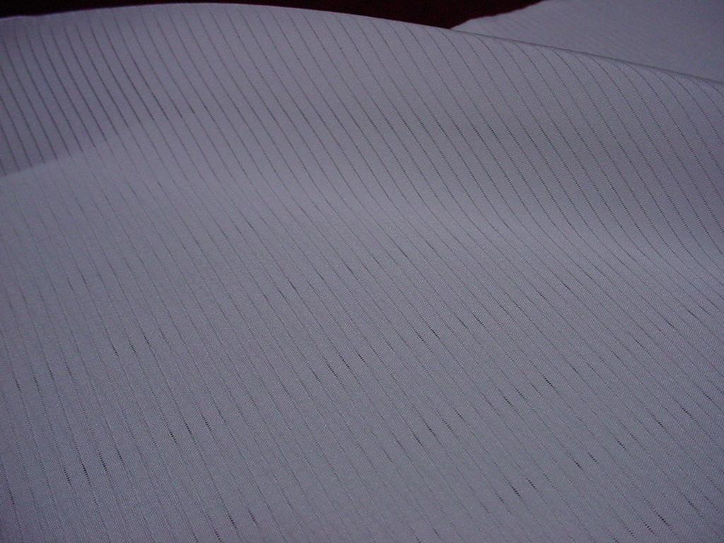 【特選!夏用襦袢 正絹 駒絽長襦袢 巾38cm 正絹100% 白地 新品 日本製】_画像4