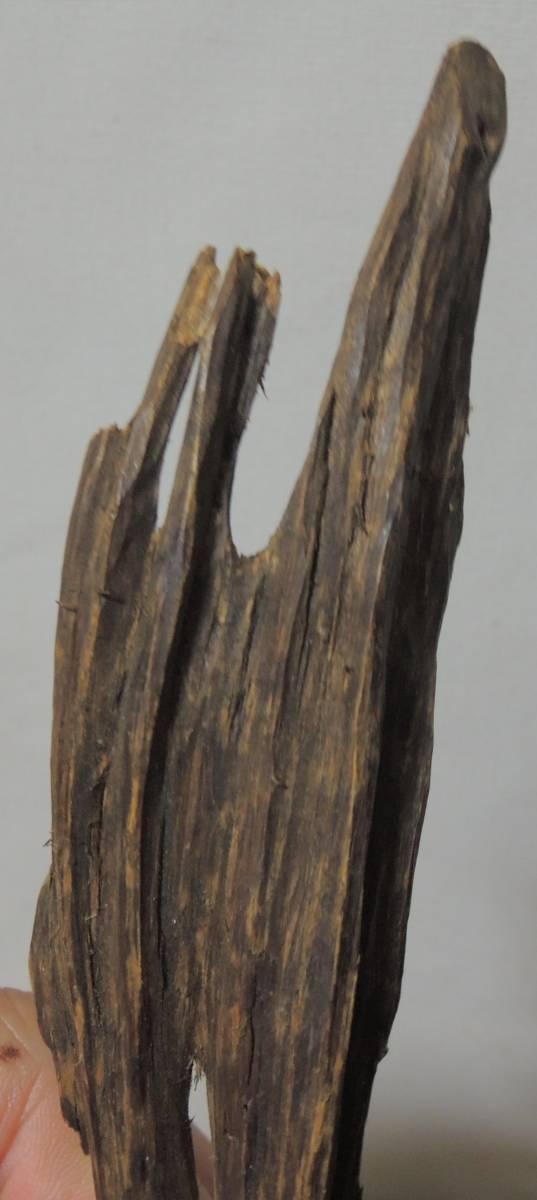 大きい 沈香 旧蔵 香木 重さ89g 本物保証 検索:聞香 香道具 茶道具 伽羅_画像9