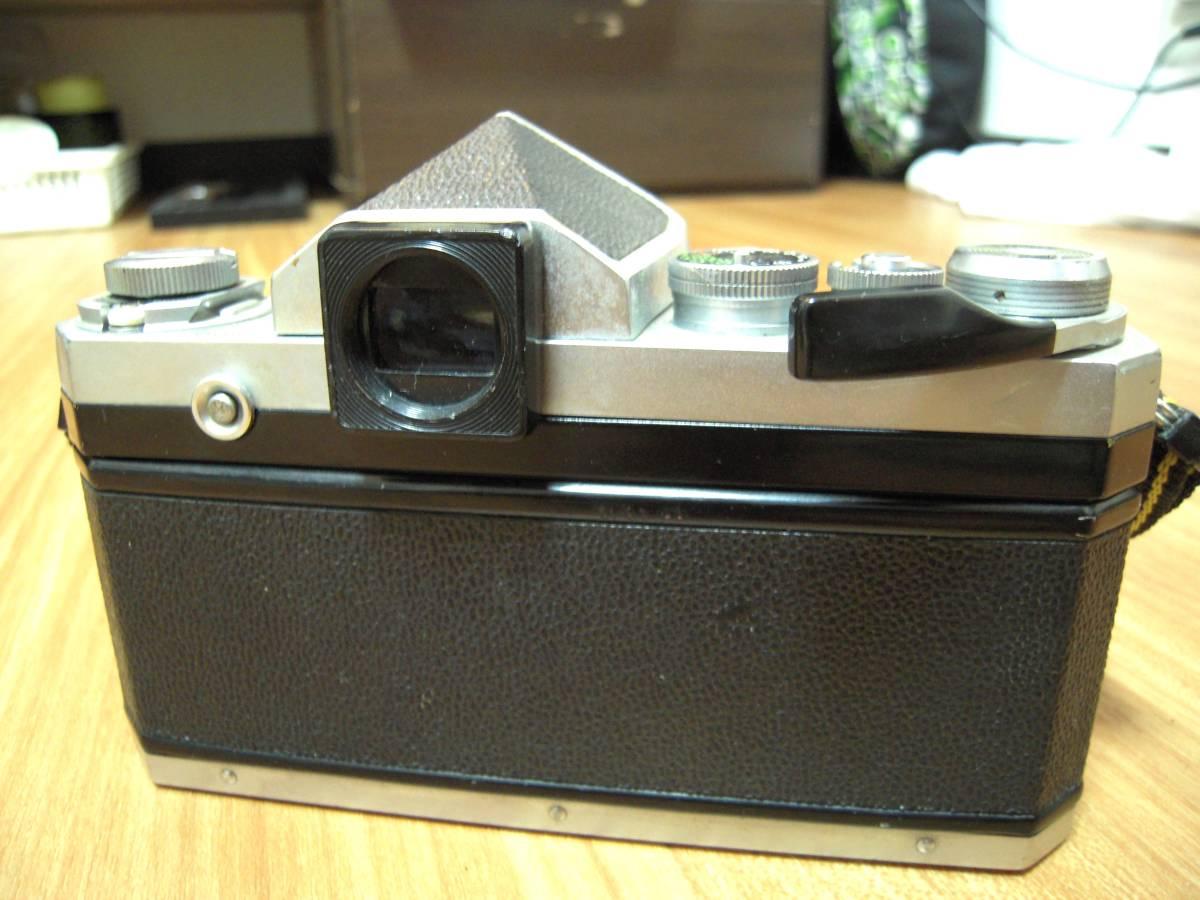 Nikon F 6491909, AF NIKKOR 28mm 1:2.8 レンズ_画像2
