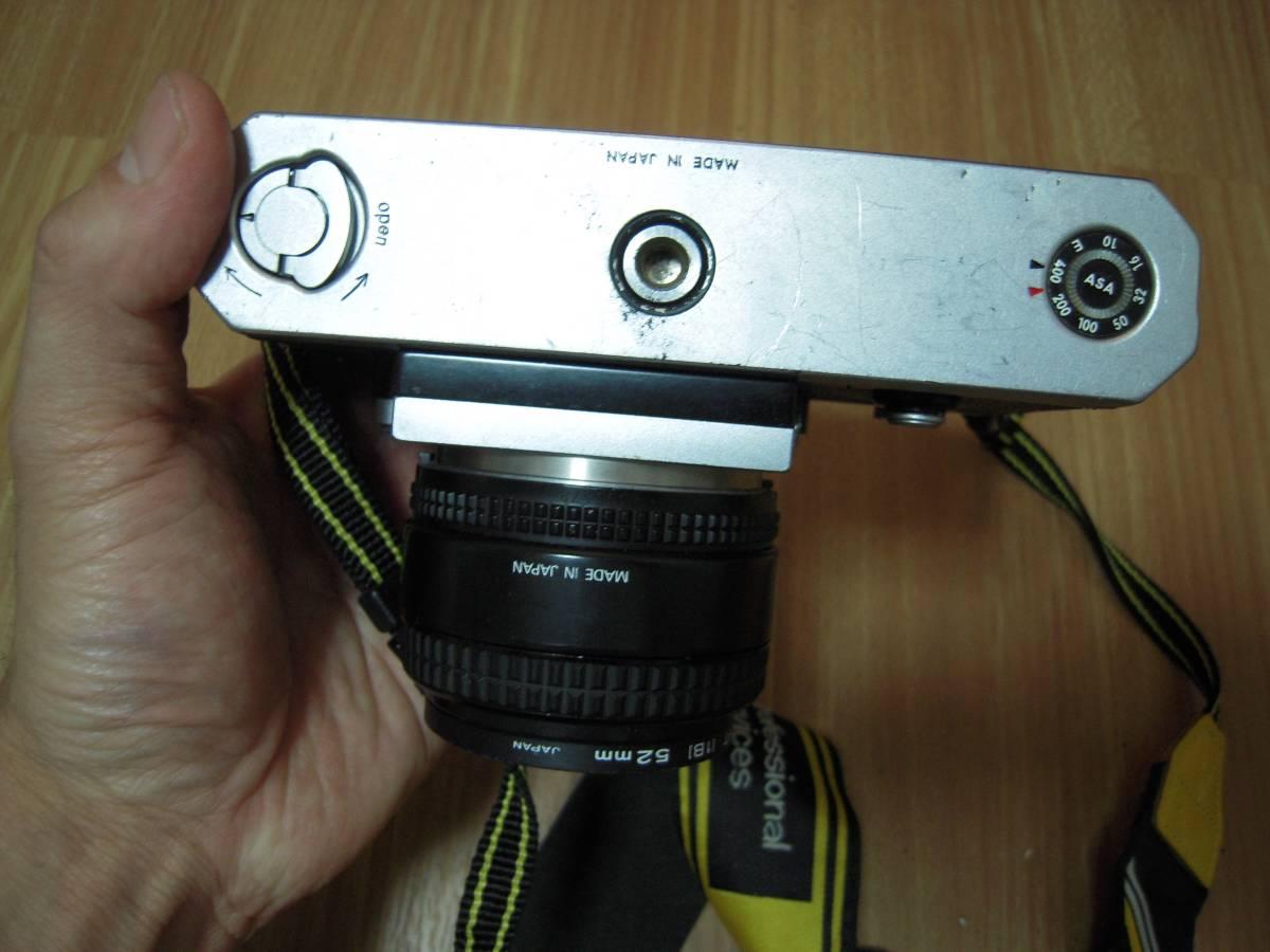 Nikon F 6491909, AF NIKKOR 28mm 1:2.8 レンズ_画像5