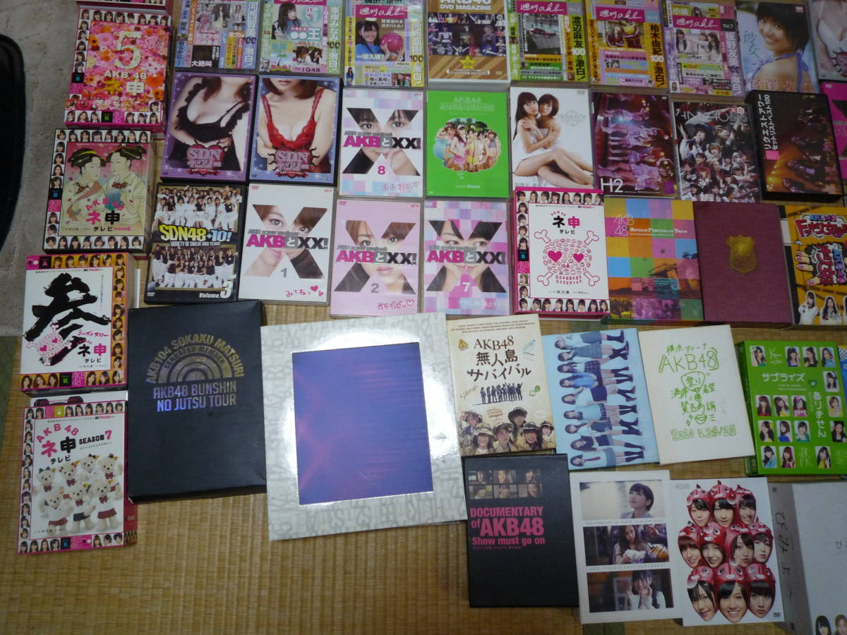 AKB48 DVD まとめて 大量_画像5
