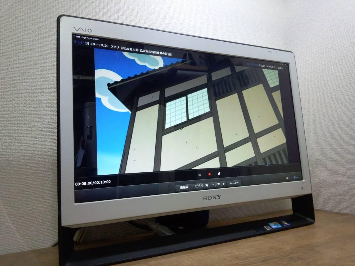 ★☆[Windows10]VPCJ138FJW/Corei5/4G/Office/3波TV/Blu-ray☆★_画像2