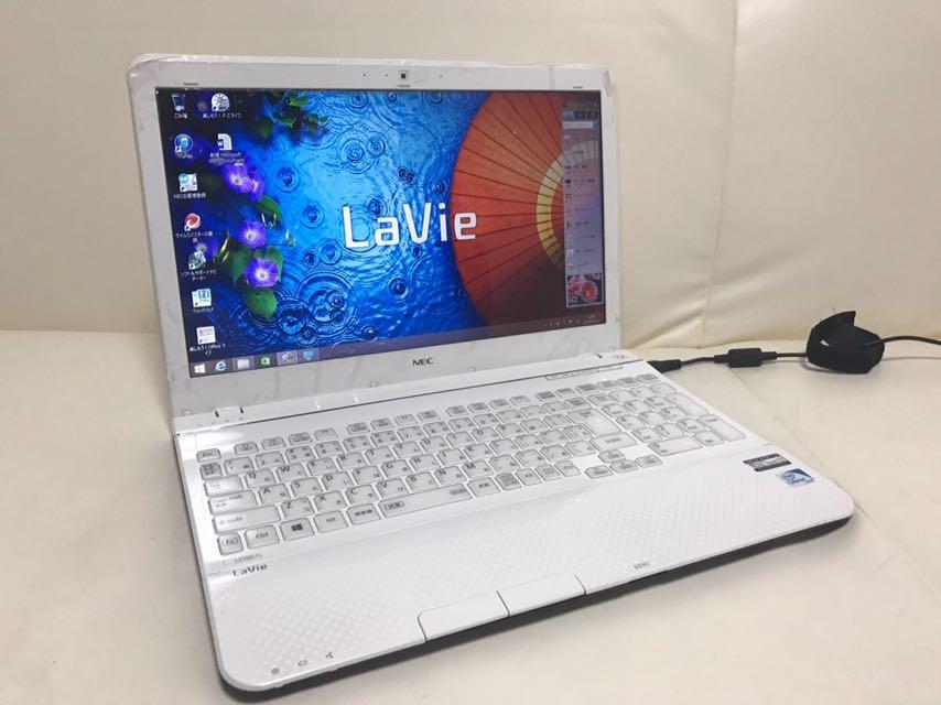 【ジャンク】NEC PC-LS150LS6W LaVie
