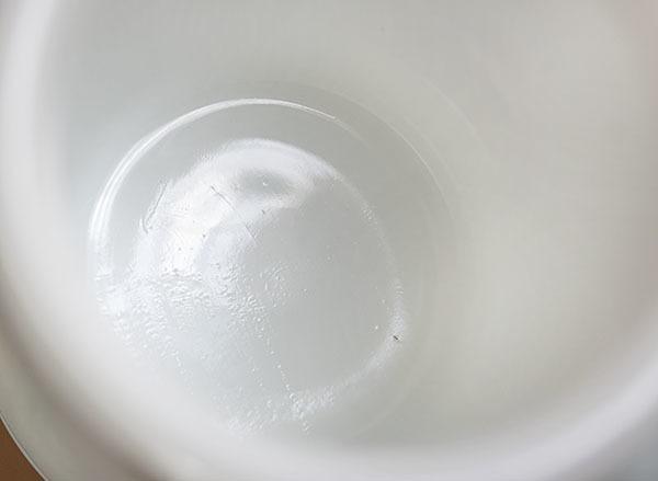 激レア! ファイヤーキング ホワイト エキストラヘビー マグ 耐熱 ミルクグラス オリジナル 什器 ディスプレイ キッチン 雑貨_画像4