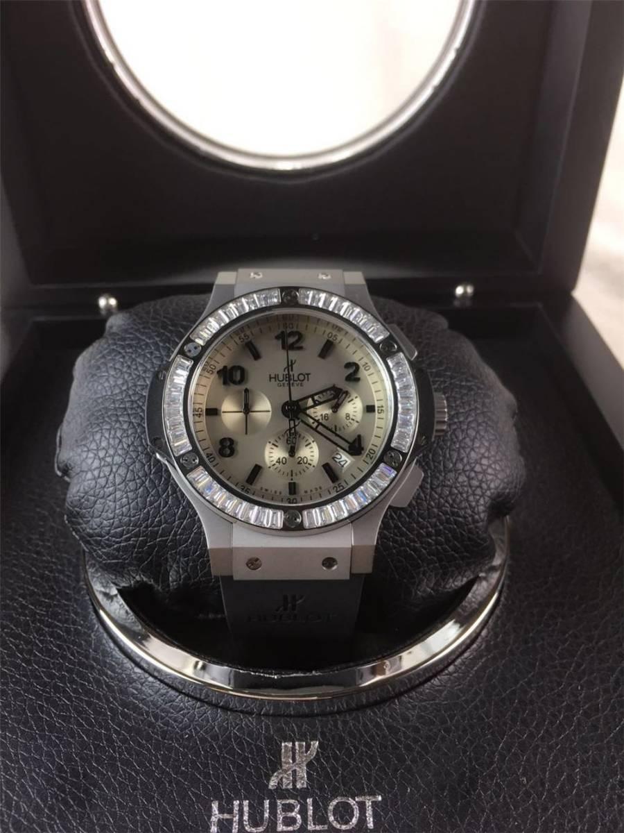 メンズ ウブロ 1128WT006 未使用新品 時計
