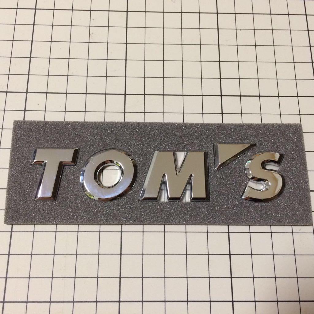 トムス エンブレム Tom's
