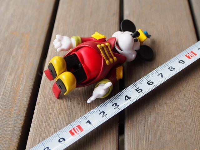【KUBRICK キューブリック】ミッキーマウス★Disney CHARACTERS SERIES 6★ミッキーの大演奏会★MEDICOM メディコムトイ★_画像2