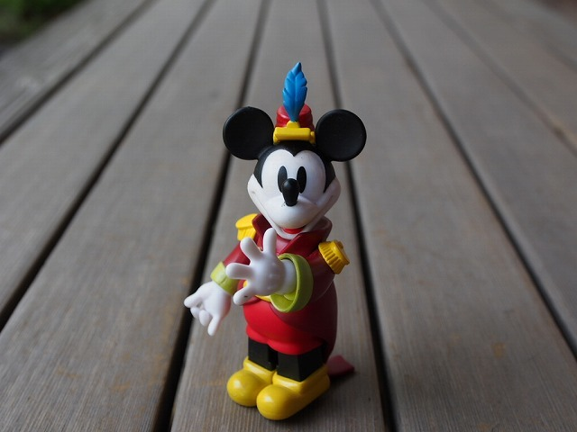 【KUBRICK キューブリック】ミッキーマウス★Disney CHARACTERS SERIES 6★ミッキーの大演奏会★MEDICOM メディコムトイ★_画像6