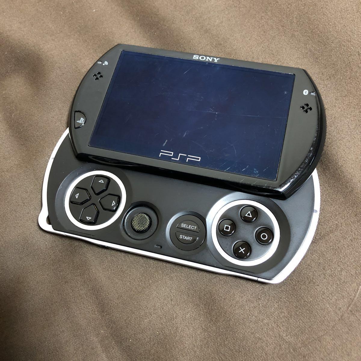 SONY ソニー PSP-N1000 PSP go 本体 ジャンク
