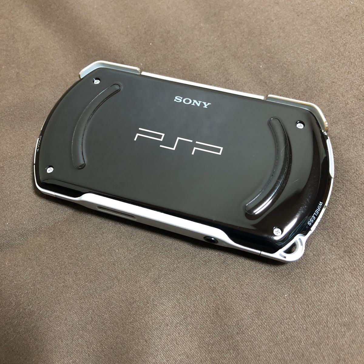 SONY ソニー PSP-N1000 PSP go 本体 ジャンク_画像3
