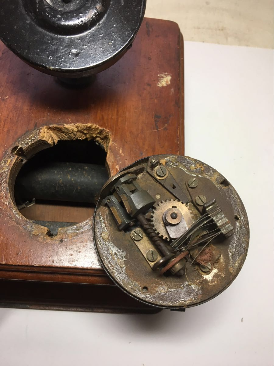 古い電話機 日本電気株式会社_画像6