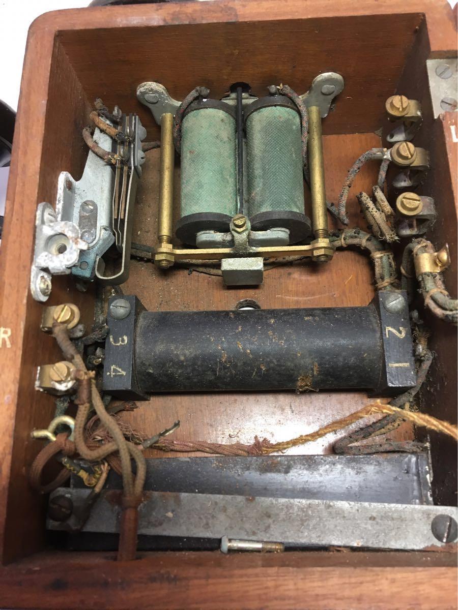 古い電話機 日本電気株式会社_画像4