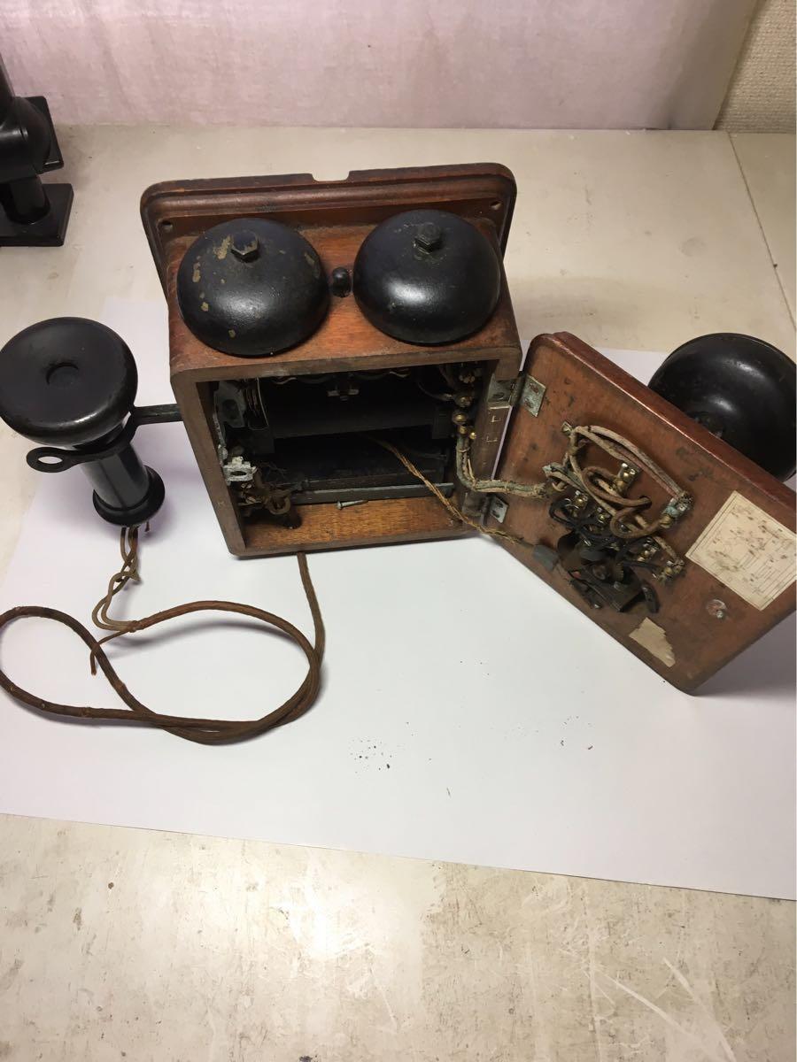 古い電話機 日本電気株式会社_画像8