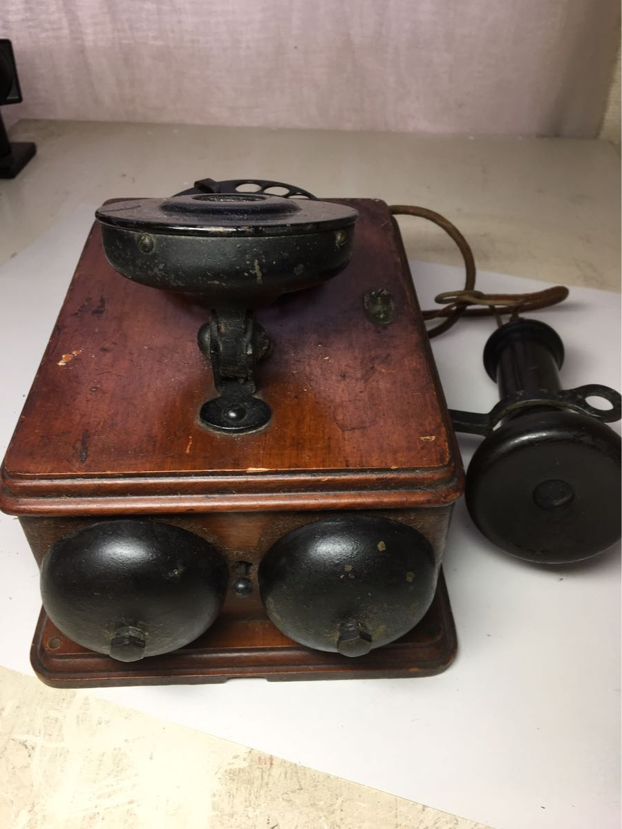 古い電話機 日本電気株式会社_画像10