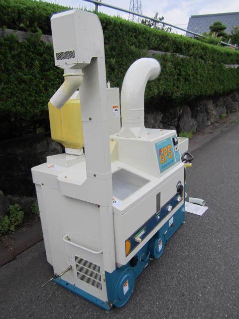 【取説付き★程度良好】サタケ 籾摺機 グルメマスター GPS350 BMX(1) 3インチ 200V 籾摺り機 ライスマスター_画像3