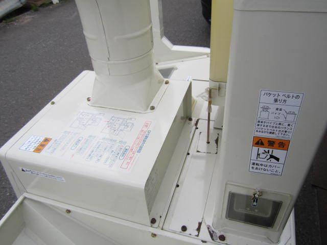【取説付き★程度良好】サタケ 籾摺機 グルメマスター GPS350 BMX(1) 3インチ 200V 籾摺り機 ライスマスター_画像7