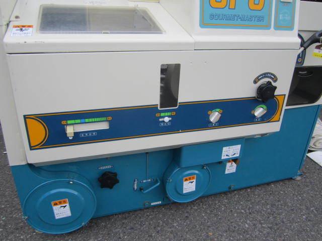【取説付き★程度良好】サタケ 籾摺機 グルメマスター GPS350 BMX(1) 3インチ 200V 籾摺り機 ライスマスター_画像5