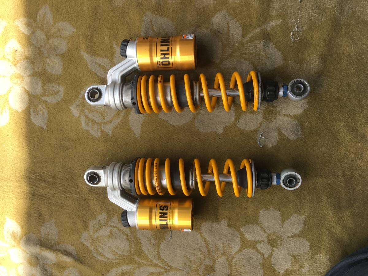 オーリンズ フルアジャスタブル XJR12001300 V-MAX ゼファー1100 ZRX1200等