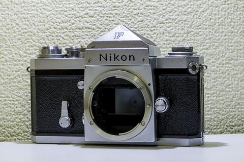 NIKON F 640番 アイレベル NIPPON KOGAKU JAPAN 希少 富士山マーク
