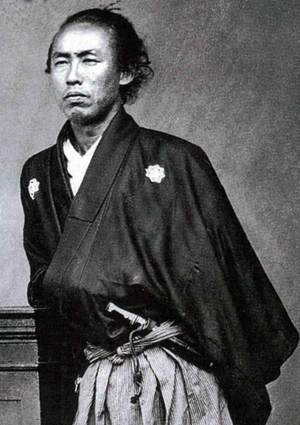 坂本龍馬 りょうま 土佐藩郷士 ...