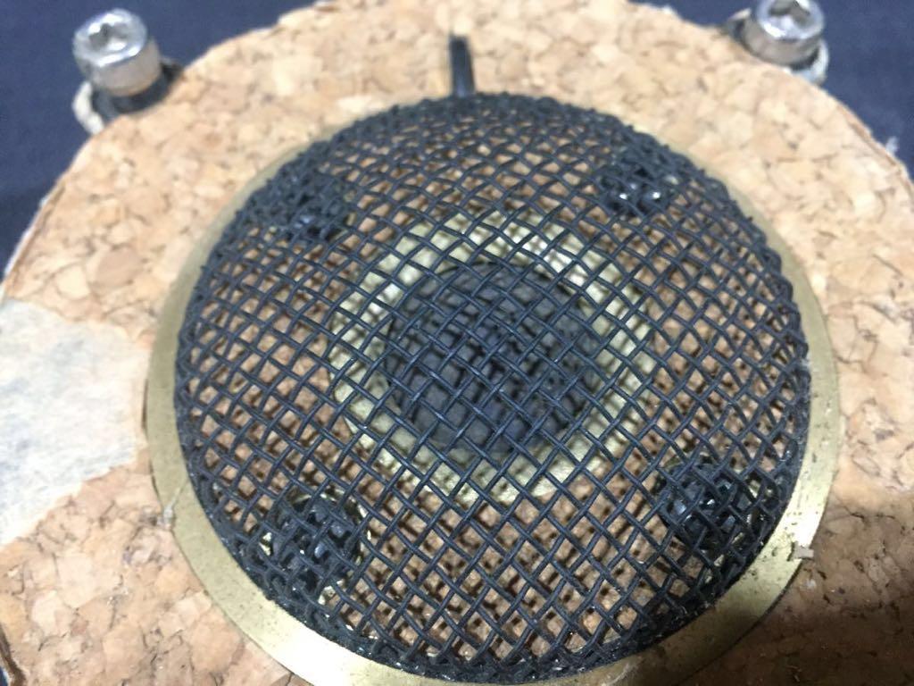 DIATONE/ダイアトーン DH-2325BMA 6Ω 30W ツイーター スピーカーユニット / 自作スピーカー_画像3