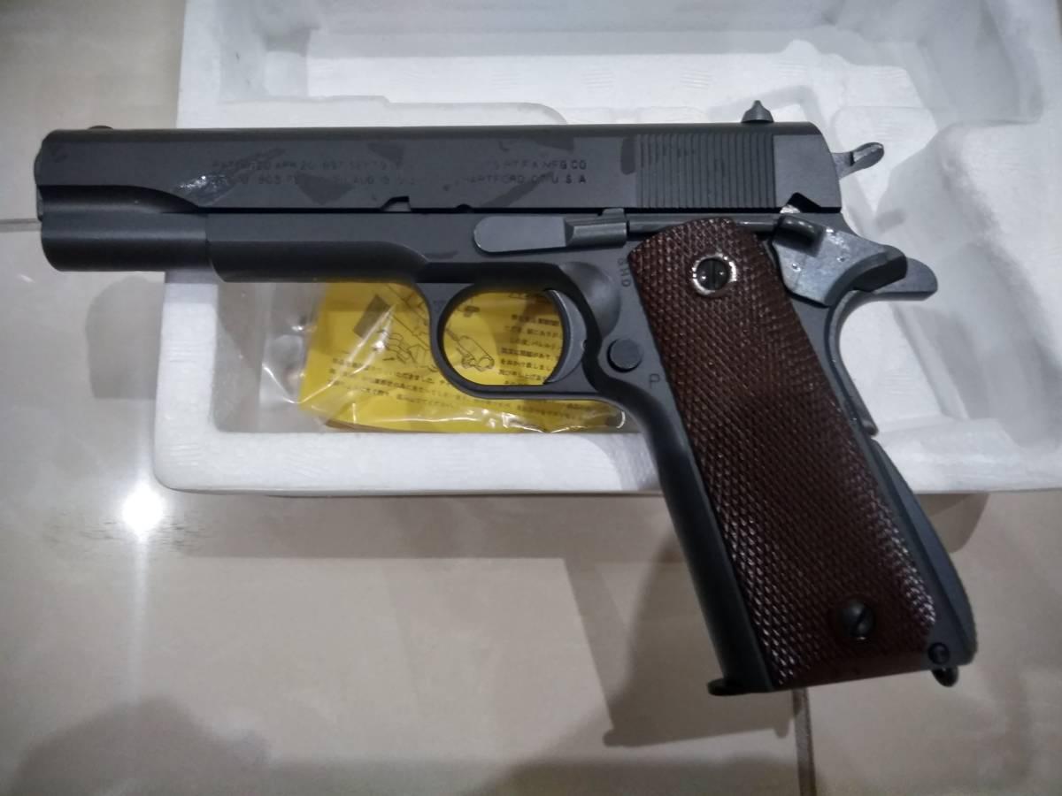 ホビーフィックス・メガウェイト・M1911A1・ガバメント・初期モデル・新品未使用・HOBBY FIX・_画像3