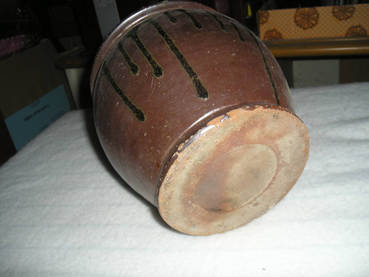 壺 ◆壷 ◆漬物 ◆古い壺_画像3