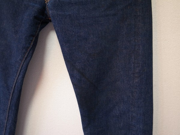 ★希少 濃紺 オリジナル 60's LEVI'S501 BIGE Aタイプ 31×31 / ビンテージ リーバイス ビッグE Vintage_画像8