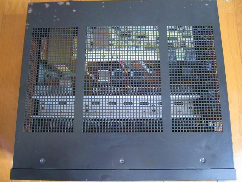 パイオニア VSA-70(リモコン付き)、 ビンテージ品、貴重品、珍品、修理品、AVアンプの先駆け、当時のAV最高機種の原点?_画像9